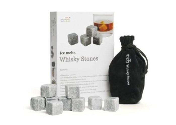 Ice Melts Whisky Stone