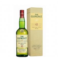 The Glenlivet Single Malt Whisky 12 Yo