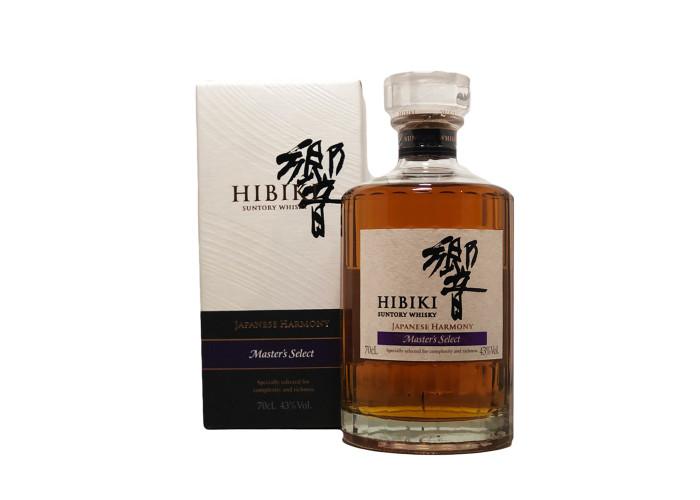 Hibiki Japanese Harmony masters select (Nikka)