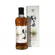 Mars Whisky Komagatake Nature of Shinshu Shinanotanpopo