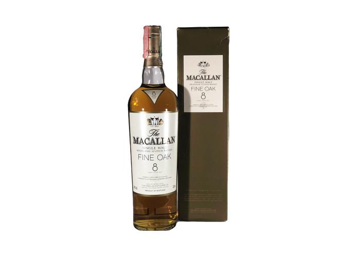 Macallan Fine Oak 8