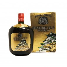 Suntory Old Whisky Osaka Gold Box