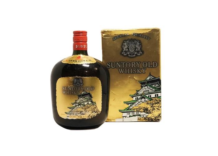 Suntory Old Whisky Osaka Gold Box