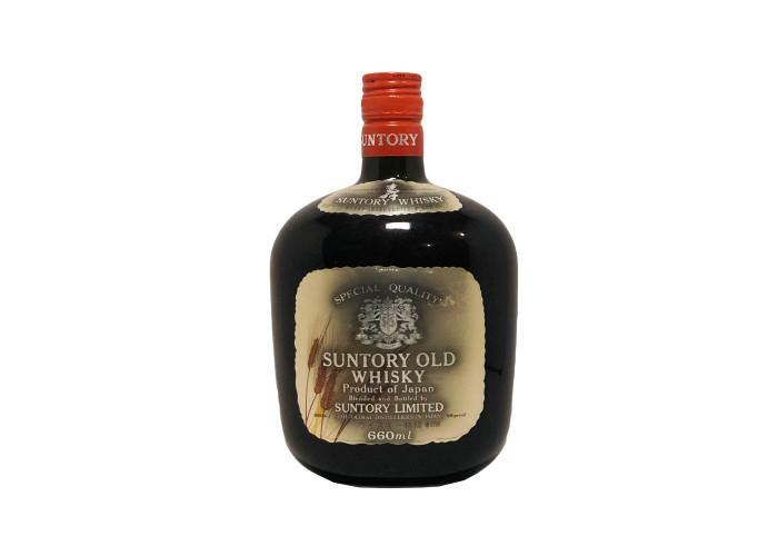 Suntory whisky genuine quality