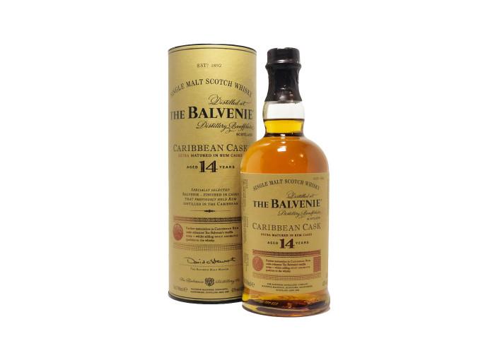 The Balvenie 14 Y.O. Caribbean Cask