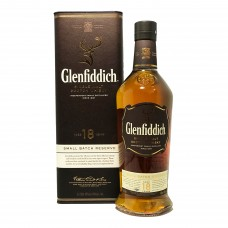 Glenfiddich 18 Yo small batch reserve 750ml