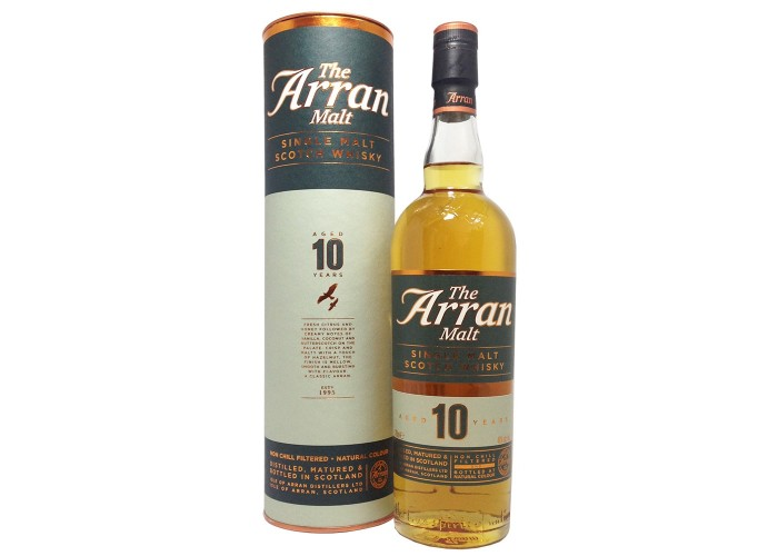 The Arran Malt 10 Yo
