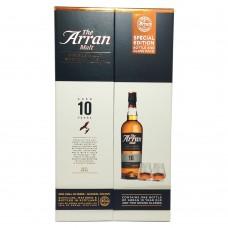 The Arran Malt 10 Yo + стаканы