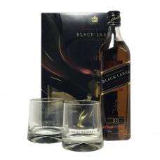 Black Label 12Yo + 2 стакана