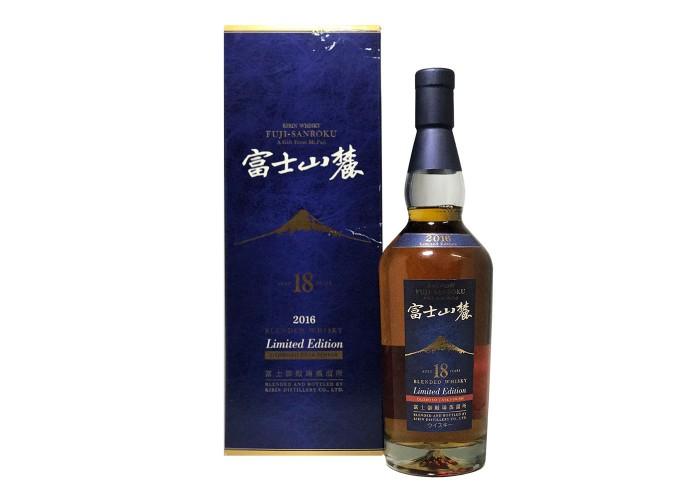 Fuji Sanroku Limited Edition 18Yo