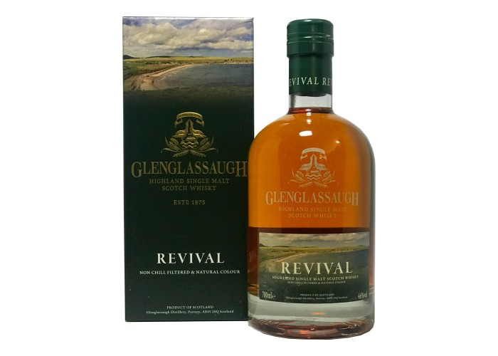 Glenglassaugh Revival non Chill-Filtered