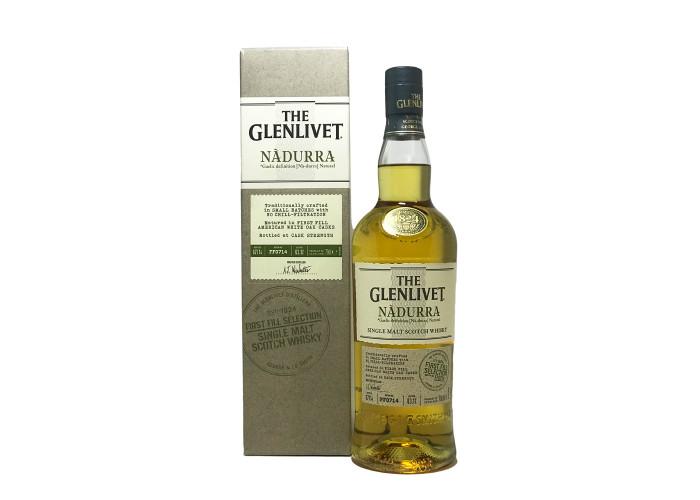The Glenlivet NADURRA First Fill Selection 63,1%