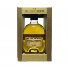 The Glenrothes  Bourbon Casck