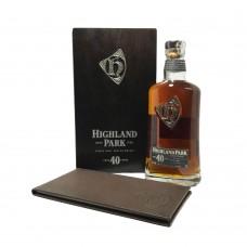 Highland Park 40 Yo