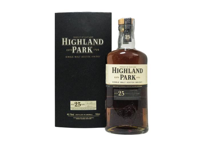 Higland Park 25Yo (Крепость: 50.7 %)