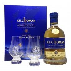Kilchoman Machir Bay + стаканы