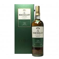 NEW Macallan Fine OAK 25Yo