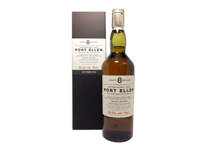 Port Ellen Eight Release 29Yo