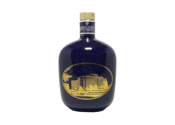 Suntory Whisky Keizo Saji