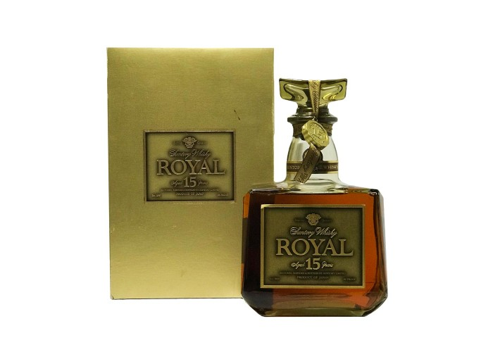Suntory Whisky Royal 15 Yo