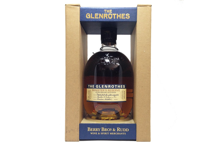 The Glenrothes Ministers Reserve