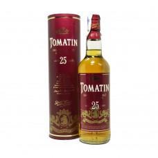 Tomatin 25 Yo