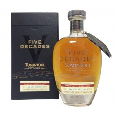 Tomintoul Five Decades