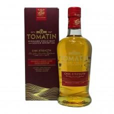 Tomatin Cask Strength Borbon Sherry Casks