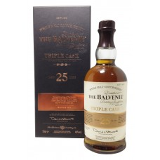 The Balvenie 25 Yo Triple Cask