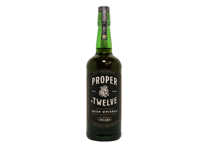 Proper Twelve Triple Distilled Conor McGregor (виски Конор Макгрегор)