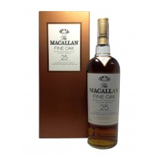 Macallan Fine OAK 25 Yo
