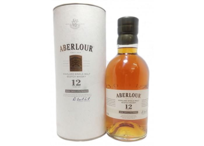 Aberlour 12 Yo Non Chill Filtered