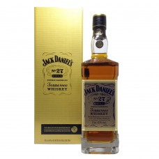 Jack Daniels No. 27 Gold Double Barreled