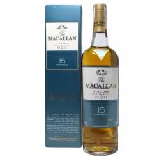 Macallan 15 Yo Fine OAK