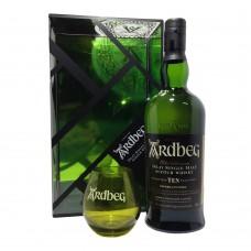 Ardbeg TEN Green + 1 стакан