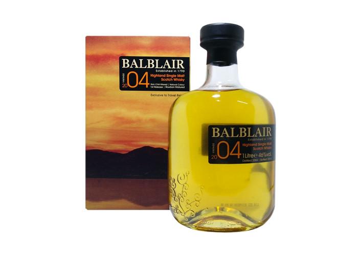 Balblair 04 Bottled 2014