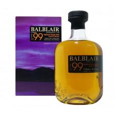Balblair 99 Bottled 2016