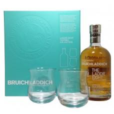 Bruichladdich + 2 стакана