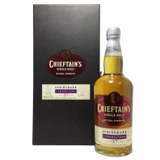 Chieftains Springbank Campbeltown 37 Yo