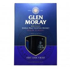 Glen Moray Elgin Classic – Port Cask Finish