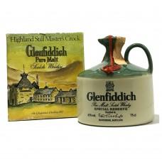 Glenfiddich Pure Malt Higland Still Master's Crock Old