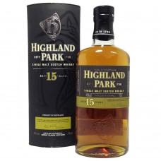 Highland Park 15 Yo