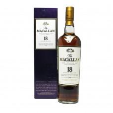 Macallan 18 Yo Release 1994
