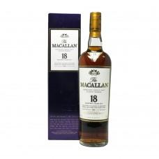 Macallan 18 Yo Release 1995