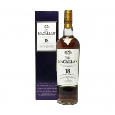 Macallan 18 Yo Release 1996