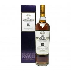 Macallan 18 Yo Release 1997