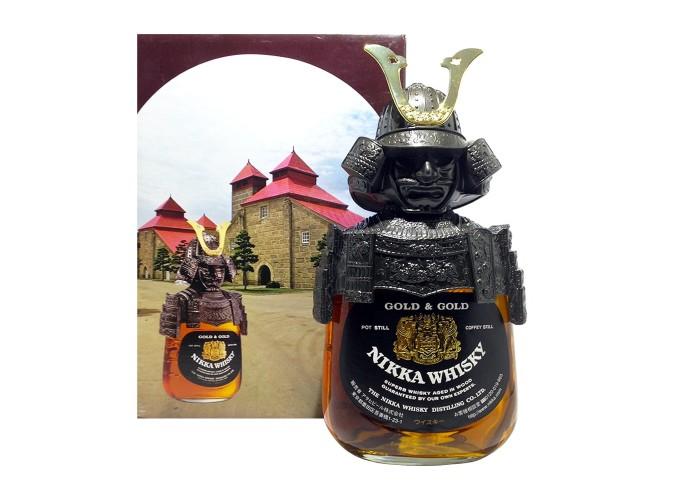 Nikka Whisky Gold-Gold (Самурай)