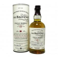 The Balvenie 15 Yo Single Barrel
