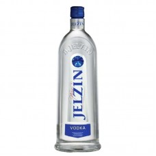 Jelzin Vodka 1 Liter