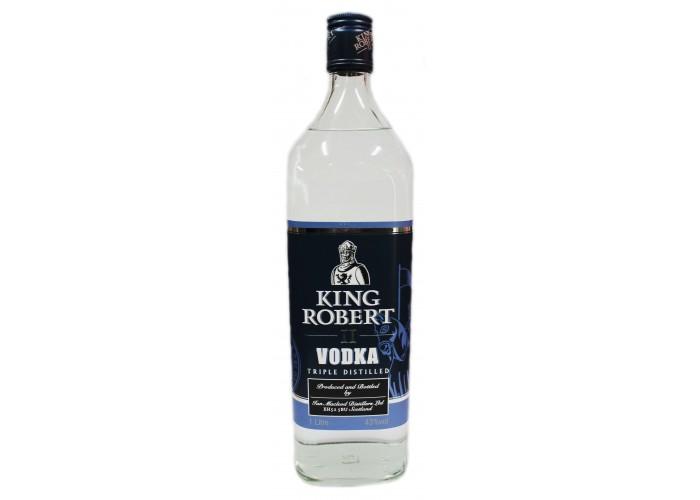 King Robert II Vodka 1L